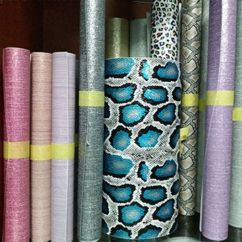 Decorative Pattern Self Adhesive Vinyl